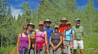 Photo: RVR Hiking Group - Hunter Creek Hike