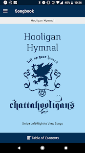 Chattahooligan Hymnal BETA- screenshot thumbnail