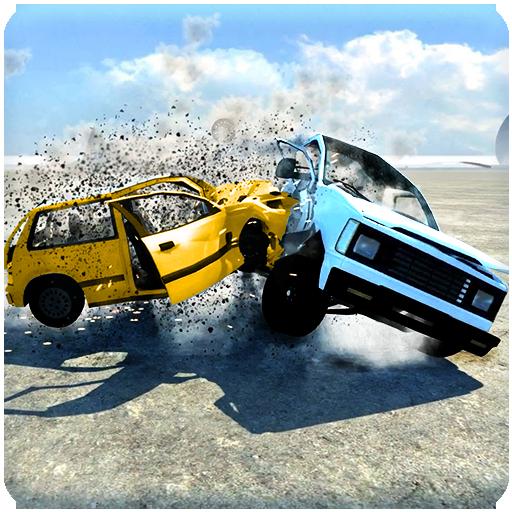 App Insights: Extreme Car Crash Simulator: Beam Car Engine Smash ...