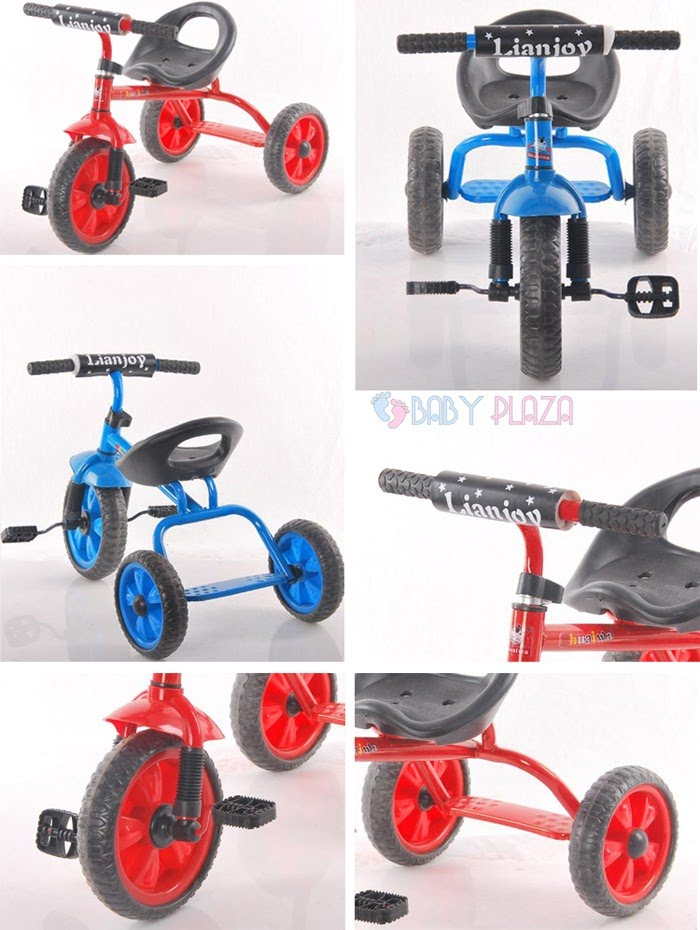 Xe đạp 3 bánh 5168A cho bé 4