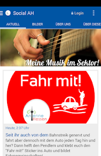 Antenne Hessen Social Screenshot