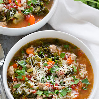 Kale And Rice Soup Recipes.