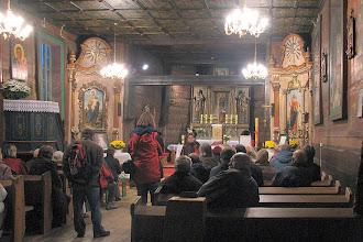 Photo: Zabytkowe wnętrze kościoła p.w. św. Jana Chrzciciela w Murzynowie Kościelnym