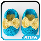 Crochet Baby Shoes icon