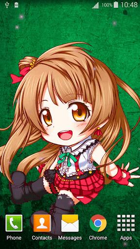 Anime Chibi Live Wallpaper 2.8 screenshots 5