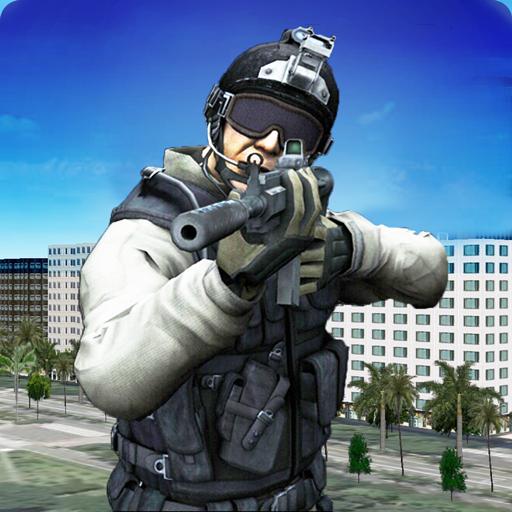 Sniper Assassin : Shooting Games : FPS Gun Shooter