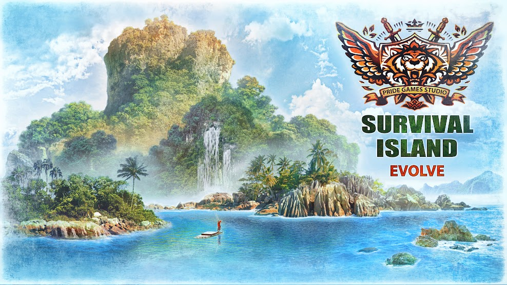 how to play survival island