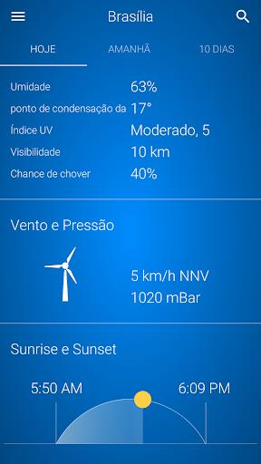 Tempo Brasil  screenshot 7