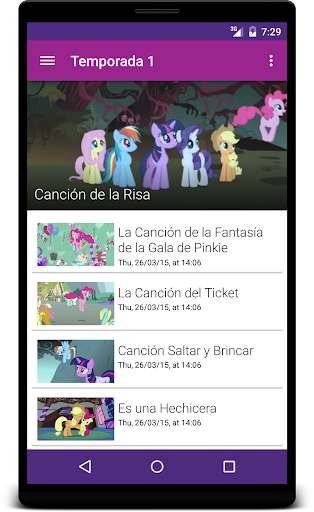 My Pony Videos Kids español