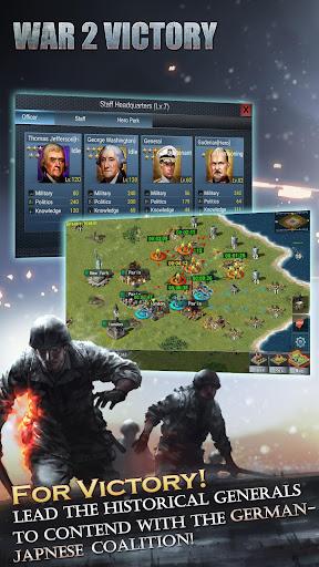 War 2 Victory apkpoly screenshots 5