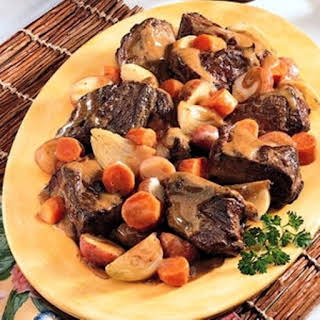 Beef Short Rib Stew.