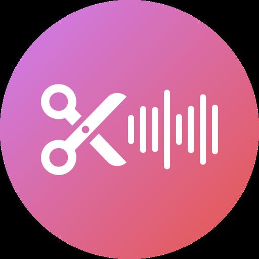 MP3 Cutter - Ringtone Maker And Audio Editor Icon