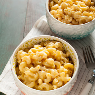Three Cheese Macaroni & Cheese
