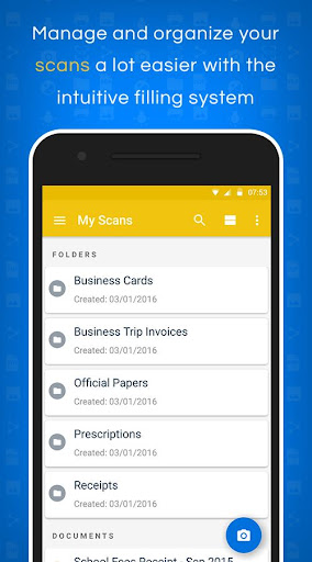Docufy Lite - Scan to Fax