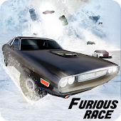 Furious Death Car Snow Racing: Armored Cars Battle