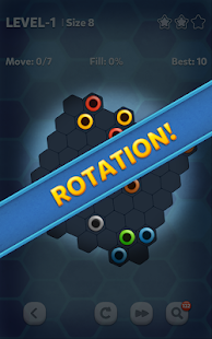 Game Pipe Lines : Hexa APK for Windows Phone