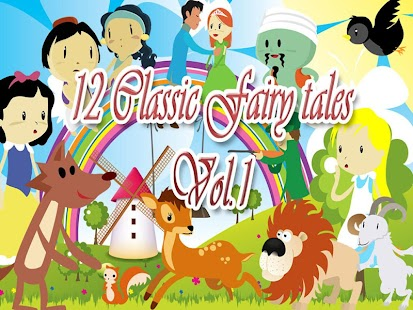 Classic Fairy Tales for Kids Screenshot