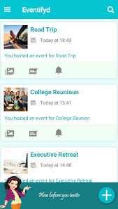 Eventifyd - Craft your event screenshot 2