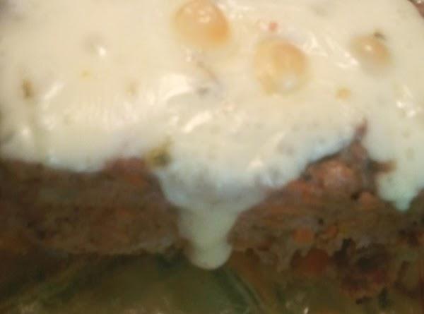 Pepperjack Pork Meatloaf Recipe