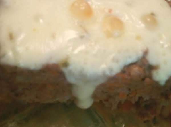 Pepperjack Pork Meatloaf