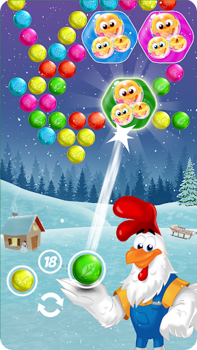 Farm Bubbles - Bubble Shooter Puzzle Game 1.9.48.1 screenshots 15