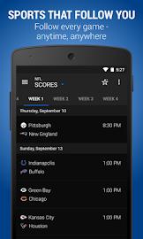theScore: Sports & Scores Screenshot 2
