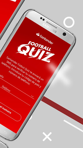 SANTANDER FOOTBALL QUIZ screenshot 4