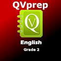 QVprep English Grade 2 two 2nd