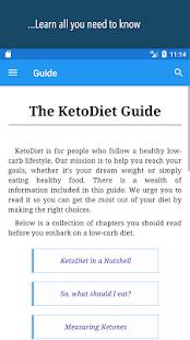 KetoDiet - náhled