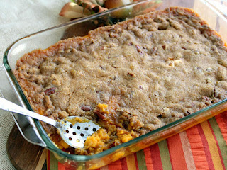 Sweet Potato Casserole Delight Recipe