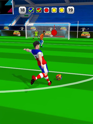 Goal Blitz screenshots 9