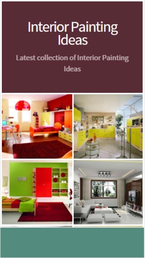 House Interior Painting Ideas
