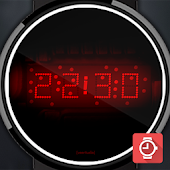 Seventies | LED watch face WM