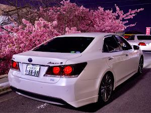 クラウンアスリート AWS210のカスタム事例画像 裕也さんの2020年03月08日14:23の投稿