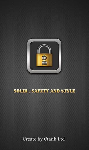 Top Secret-Lock OTP
