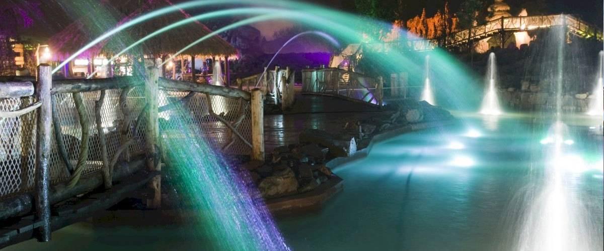Katara, Fountain of Magic