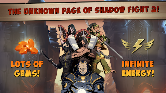 Shadow Fight 2 Special Edition MOD (Unlimited Money) 1