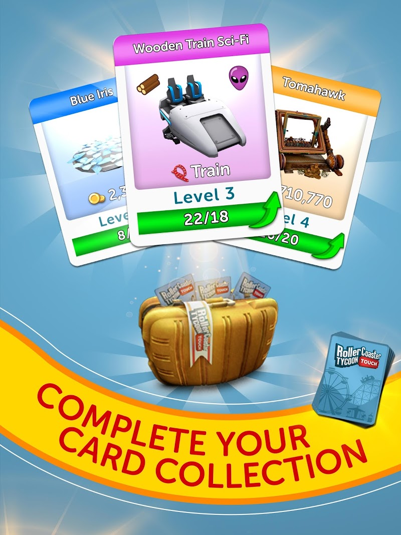 RollerCoaster Tycoon Touch Screenshot 9