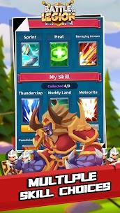 Battle of legion MOD (Unlimited Diamonds) 3