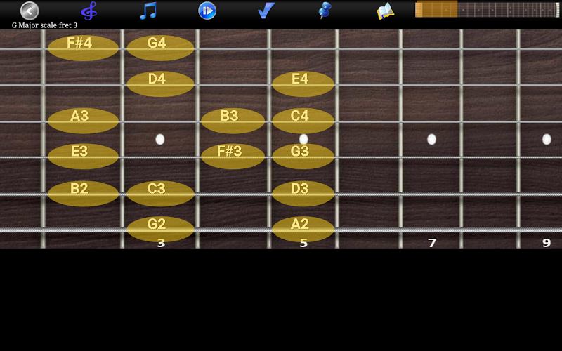 Guitar Tutor Pro - Learn Songs Screenshot 13