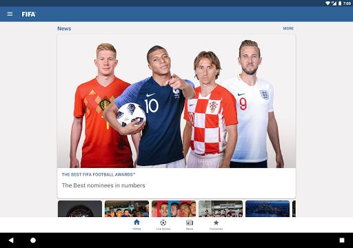 FIFA - Tournaments, Soccer News & Live Scores 4.3.72 screenshots 6