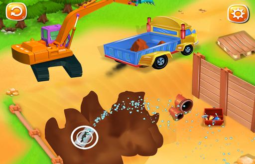 Construction City For Kids 1.0.4 screenshots 11