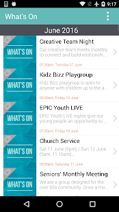 CityLife Church- screenshot thumbnail