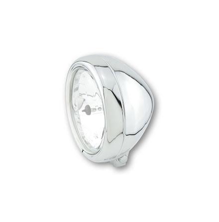SHIN YO 5 3/4 inch main headlight PECOS, chrome