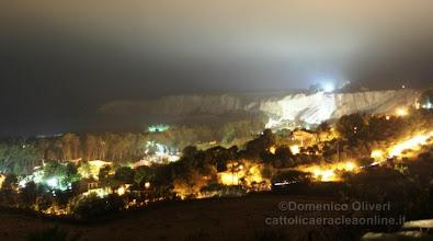 Photo: Minoa di notte