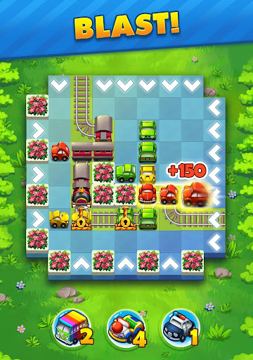 Traffic Puzzle - Cars Match 3 Game 1.49.146 screenshots 8