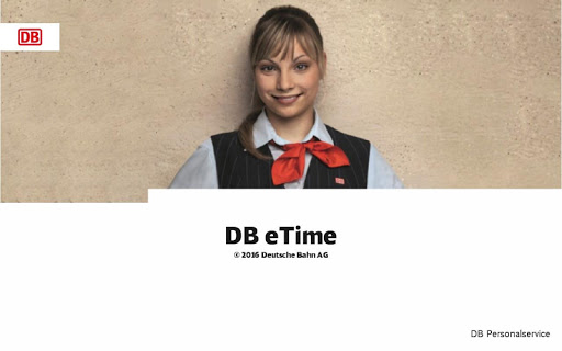 DB eTime  screenshots 2