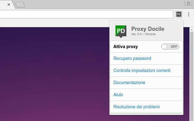 Proxy Docile