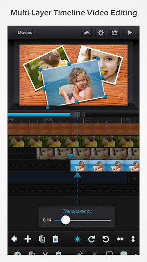 Cute CUT - Editor de video screenshot 1