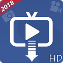 Video Downloader For Facebook - HD Funny Video icon